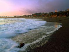Moonstone Beach Cambria, California, USA