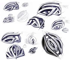 Sketchwall by Davide Anzalone, via Behance Conceptual Sketches, Cool Sketches, Drawing Sketches, Drawings, Sketching, Sketch Inspiration, Design Inspiration, Bicycle Sketch, Bike Drawing