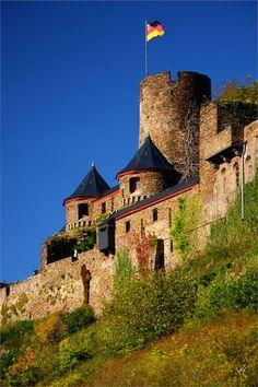 Burg Thurant - Alken, Germany