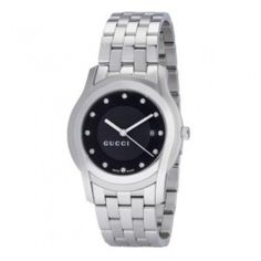 GUCCI G-Class extra-large brown bracelet watch G Watch, Watch Sale, Watch Bands, Gucci Men, Gucci Gucci, Stainless Steel Watch, Stainless Steel Bracelet, Diamond Clothing