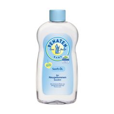 SANFT-ÖL - Mit reinstem Öl frei von allergenem Potential. Bei Neugeborenen bewährt, schließt bis zu 10 x mehr Feuchtigkeit ein als die meisten Lotionen. Nach dem Duschen oder Baden auf feuchte Haut auftragen, pflegt die Haut sanft und babyweich, auch zur Reinigung zarter Haut geeignet, ohne Farb- und Konservierungsstoffe, Hautverträglichkeit dermatologisch bestätigt.