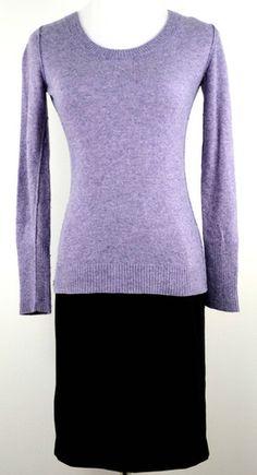 Banana Republic Purple Sweater Size XS