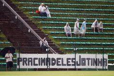 Estádio Janguito Malucelli - Curitiba (PR) - Capacidade: 4,2 mil - Clube: J.Malucelli