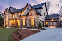 See new single-story, ranch style and luxury homes for sale in Sterling on the Lake in Flowery Branch. Family Room, Home And Family, Family Homes, Open Concept Floor Plans, New Home Builders, Ranch Style, Model Homes, Home Buying, Luxury Homes