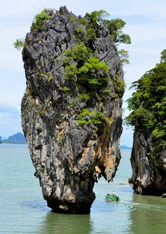 James Bond Island - Khao Phing Kan, Thailand