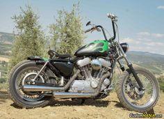 Harley Davidson Sportster XLH1200S Sport CustomMANIA.com