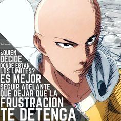 Saitama One Punch Man, One Punch Man Anime, Otaku Anime, Anime Guys, Mi Images, Funny Phrases, Seven Deadly Sins, Thug Life, Kawaii Anime