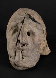 Mask Gallery - Stephen De Staebler