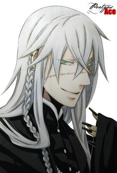Black Butler ~~ Come hither, smile, that promises embalming. :: The Undertaker