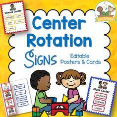 11 Great preschool center signs images | Preschool, Kindergarten ...