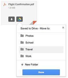 Gmail anuncia que a partir de ahora los adjuntos se podrán guardar en Google Drive | GeeksRoom