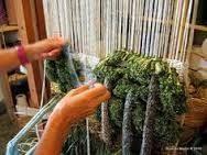Resultado de imagen de dimensional weaving Weaving Projects, Weaving Art, Tapestry Weaving, Loom Weaving, Hand Weaving, Textile Fiber Art, Yarn Thread, Silk Ribbon Embroidery, Weaving Techniques