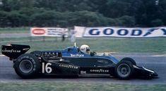 1977  Shadow DN8 Ford Tom Pryce