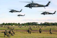 fuerzas armadas de colombia