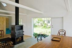Summerhouse Skåne von LASC studio | Einfamilienhäuser