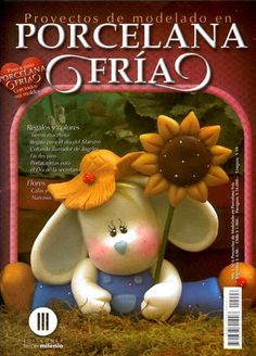 Porcelana fría. TERCER MILENIO Clay Projects, Clay Crafts, Projects To Try, Biscuit, Cross Stitch Books, Picasa Web Albums, Pasta Flexible, Air Dry Clay, Polymer Clay Art