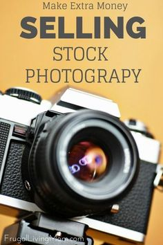 Love Photography and want to make some extra cash? Check out these tips that will get you started selling stock photography.