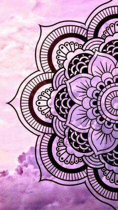 40 Simple Mandala Art Pattern And Designs - Free Jupiter Mandala Wallpaper, Mandala Artwork, Mandala Painting, Iphone Wallpaper, Wallpapers Android, Wallpaper Wallpapers, Doodle Art Drawing, Mandala Drawing, Art Drawings