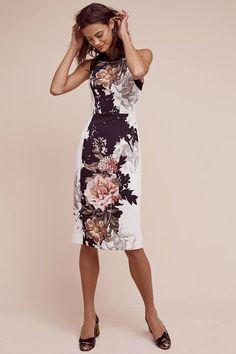 Black Halo Elsinore Dress