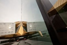 Copper Roof at Clarion Hotel Trondheim https://www.nordicchoicehotels.no/Clarion/Clarion-Hotel-Trondheim/#