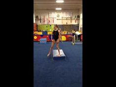 switch leg leap drill using panel mat Gymnastics Music, Gymnastics Academy, Gymnastics Routines, Preschool Gymnastics, Gymnastics Tricks, Gymnastics Skills, Gymnastics Coaching, Gymnastics Training, Gymnastics Workout