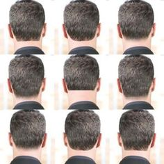 Men's Necklines - How to Choose a Blocked, Rounded, or Tapered Neckline
