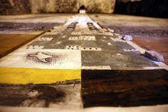 Camilla Palazzese ODD FISH Video installazione Dimensioni: variabili 2014
