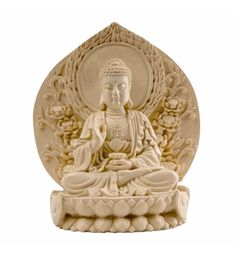 Shakyamuni Buddha Figurine is a finely crafted reproduction of the buddha. - Best Sellers