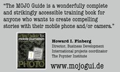 "Robb Montgomery: Reviews for ""A Field Guide for Mobile Journalism"""