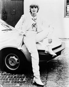 Purdey - Joanna Lumley - The New Avengers 1976-77