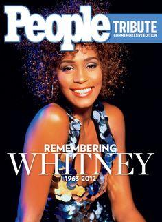 Whitney Houston - People Magazine Tribute Commemorative Edition