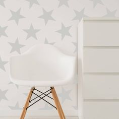 Star wall stickers are a trendy design solution - easy peel and stick wall stickers for instant transformation.Available in Black, White, Dove, Mid Grey, Lemon, Yellow, Orange, Cherry, Red, Violet, Purple, Hot Pink, Bubblegum, Arctic, Azure, Deep Navy, Aqua, Grass Green, Forest Green, Cream, Brown, Dark Brown, Silver, GoldOur great new range of faux wallpaper decals are a new and easy alternative to fiddly and permanent traditional wallpaper. With their easy peel and stick application along…