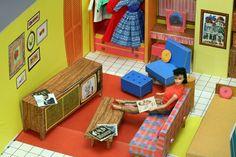 Barbie Dreamhouse Interior