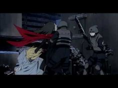 Tokyo Ghoul √A- Devil Ape(Koma) , Black Dog (Irimi) and Kaneki vs CCG (F...