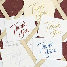 Top 10 Best Thank You Gift Ideas