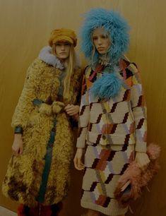 Prada AW17 womenswear milan mfw dazed