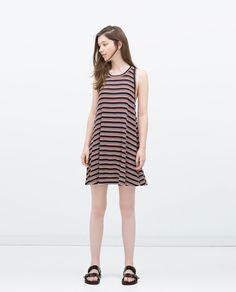 Image 1 of SHIFT DRESS from Zara