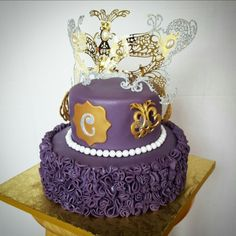Mascarade Cake
