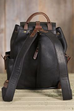 The Rainer leather backpack is crafted of robust bridle leather in a rich two-tone design that breaks-in beautifully the more you use it. Free shipping returns.