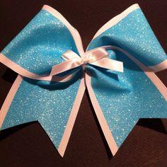 3in. Tiffany Box Cheer Bow