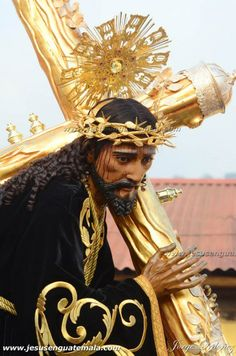 Consagrada Imagen de Jesus Nazareno de la Merced, Antigua Guatemala