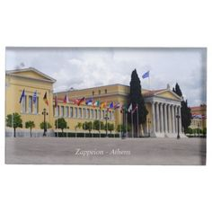 Zappeion – Athens Table Card Holders