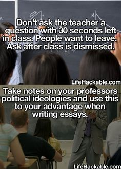 bestoflifehackable:  Life Hacks and Tips for SchoolClick Here to See More!