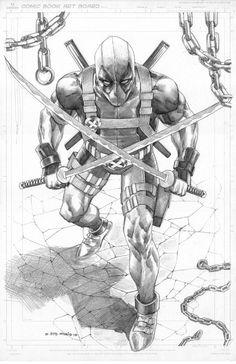 Deadpool - Michael C. Sta. Maria