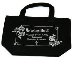 Moi-meme-Moitie Tote Bag
