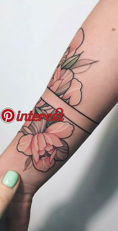 Tattoo history tattoos with meaning tattoos for girls For. - Tattoo history tattoos with meaning tattoos for girls Forearm tattoo - Sleeve Tattoos For Women, Tattoo Sleeve Designs, Flower Tattoo Designs, Tattoo Designs For Women, Flower Tattoos On Arm, Flower Tattoo Sleeves, Tattoo Flowers, Tattoo Ideas Flower, Forearm Flower Tattoo