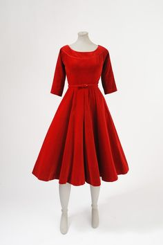 not my size :( vintage 1950's from ETSY. The perfect Christmas dress