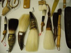 Handmade brushes for sale in Richmond, VA