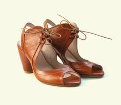 Wings Brown | Liebling Shoes