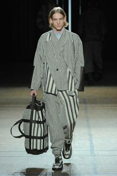 A/W 2012-2013 by Damir Doma on thisispaper.com